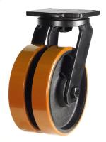 Swivel castor 250mm wheel diameter upto 2000kg capacity