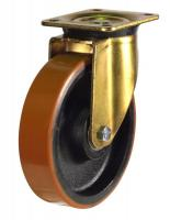 Swivel castor 200mm wheel diameter upto 800kg capacity