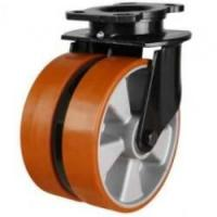 DNGRPTA Polyurethane on Aluminium Centre Heavy Duty Castors