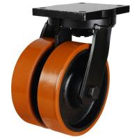 DNXH Series;TWIN Extra Heavy Duty /Poly Cast Swivel