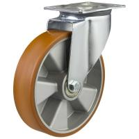 DR Series; Pressed Steel/PTA Castors