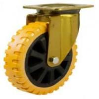 GDHOPU Heavy Duty Polyurethane on Nylon Centre Castors
