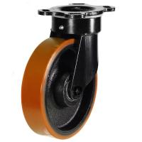 NGR Series;Heavy Duty Fabricated /Poly Cast Wheel Castors