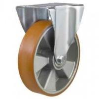 100mm Polyurethane On Aluminium Centre Swivel Castors