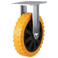 Fixed castor 125mm wheel diameter upto 280kg capacity