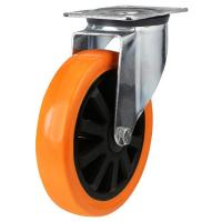 Swivel castor 150mm wheel diameter upto 350kg capacity