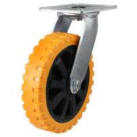 Swivel castors 200mm wheel diameter upto 430kg capacity