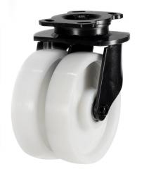 Swivel castor 150mm wheel diameter upto 1500kg capacity