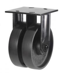 Fixed castors 150mm wheel diameter upto 1500kg capacity