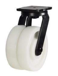 Swivel castors 150mm wheel diameter upto 2000kg capacity