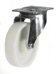 Swivel castor 80mm wheel diameter upto 200kg capacity