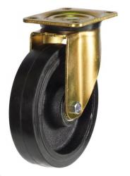 Swivel castors 200mm wheel diameter upto 500kg capacity