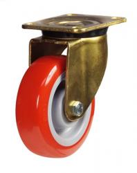 Swivel castors 150mm wheel diameter upto 430kg capacity
