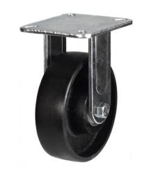 Fixed castor 100mm wheel diameter upto 380kg capacity