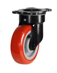 Swivel castor 125mm wheel diameter upto 340kg capacity