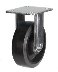 Fixed castor 125mm wheel diameter upto 275kg capacity