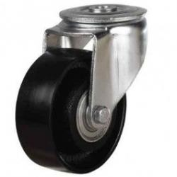 100mm Cast Iron Bolt HCastors