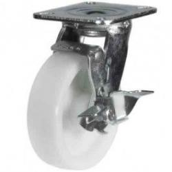 100mm Cast Iron Swivel Castors
