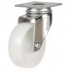 100mm Polypropelene Swivel Castors