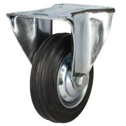 Fixed castor 100mm wheel diameter upto 70 kg capacity