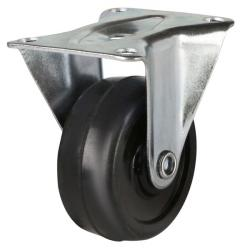 Fixed castor 50mm wheel diameter upto 30kg capacity