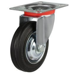 Swivel castor 100mm wheel diameter upto 70 kg capacity