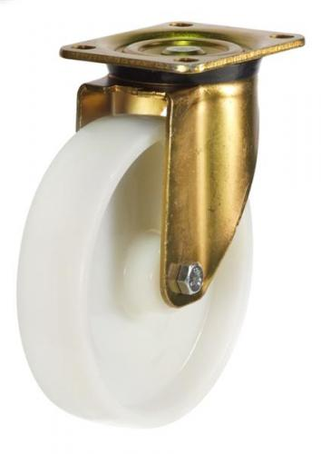 Swivel castors 200mm wheel diameter upto 800kg capacity