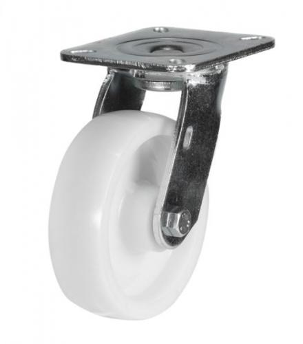 Swivel castor 125mm wheel diameter upto 350kg capacity