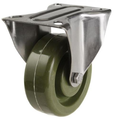 100mm High Temperature Resistant Wheel Swivel Castors