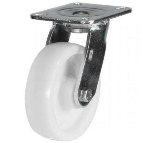 150mm Heavy Duty Nylon Swivel castors - 500kg capacity
