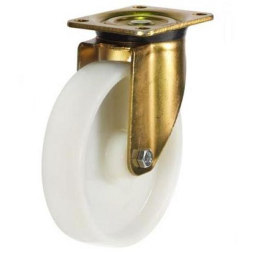 150mm Heavy Duty Nylon Swivel castors - 700kg capacity