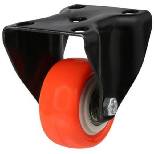 Fixed castors 50mm wheel diameter upto 50kg capacity