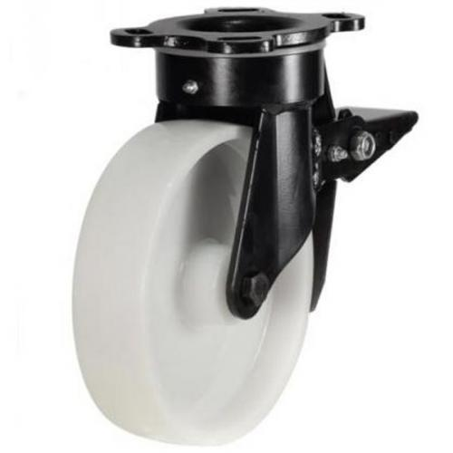 Heavy Duty Braked castors 150mm wheel diameter upto 1000kg capacity