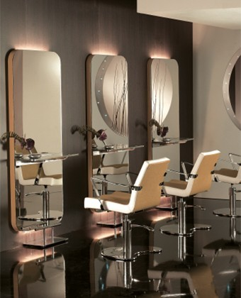 Hair Dressing Chair Castors