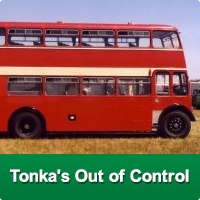 The Adventures of Tonka the Trolley - Chapter 6