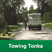 The Adventures of Tonka the Trolley - Chapter 7