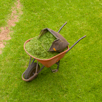Require Wheelbarrow and Garden Cart Wheels for your Spring clean?