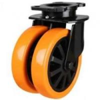 DNGRPX Polyurethane on Nylon Centre Heavy Duty Castors