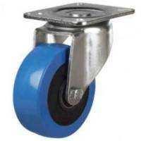 DRHEPN Series; Heavy Duty Elastic Polyurethane on Nylon Centre Castors