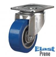 DRHEPA Series; Heavy Duty Elastic Polyurethane on Alley Centre Castors