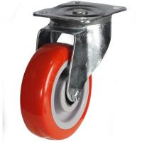 DRPNBJ Series; Medium Pressed Steel Castors