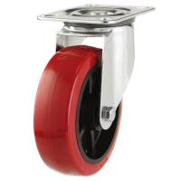 DRPNRB Series; Medium Pressed Steel Castors