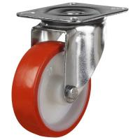 DRPN Series; Medium Pressed Steel Castors