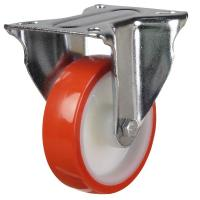 DR Fixed Castors - Plain Bore