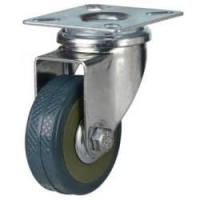 Grey PVC 50mm Non-Marking Medical Castors
