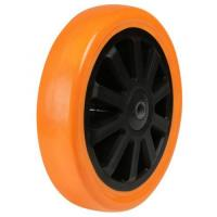 100mm Poly Nylon Castor Wheel 300kg Capacity