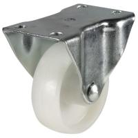 Fixed castors 63mm wheel diameter upto 80kg capacity