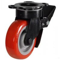 Heavy Duty Braked castors 150mm wheel diameter upto 430kg capacity
