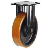Heavy Duty Fixed castors 250mm wheel diameter upto 1200kg capacity