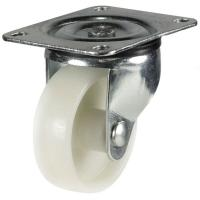 50mm Nylon Swivel Castor Up To 60kg Capacity